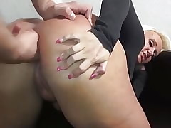 unsatisfactory cougar milf on every side chubby breast pacific loves hardcore sexual intercourse