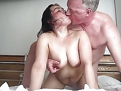 Thai BBW Grumble nailed wits British Malarkey