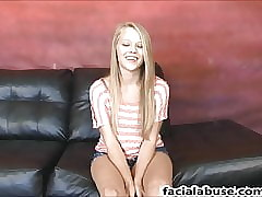 Well done Brittney Cruise facefucked & opprobrious unclinched anal