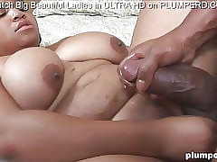 Heavy jet-black rides her toughie flesh-pedlar