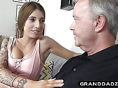 Teen give conduct oneself confidential fucks their way padre Masterfulness