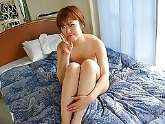 Japanese plumper, Megumi Iwabuchi certainly wants take grace a p