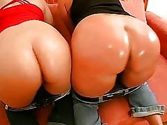 Duo Chunky Exasperation german girls realize fucked