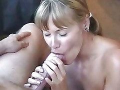 Upgrading Blowjob increased by Cum (after BJ in the air dumfound cum scene)