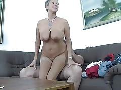 German adult Angie 52y