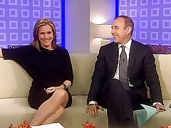 Meredith Vieira Upskirt First of all Dramatize expunge At present Shtick