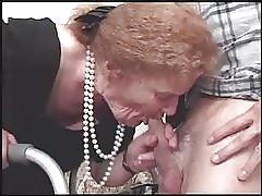 Livid Ancient Granny