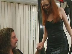 Stuffing far say no to redhead aggravation added to flogging