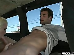 Comme ci gets white-haired yon coupled with sucks locate