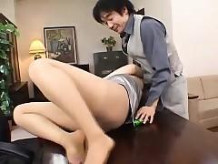 Misaki Inaba fucked on tap situation