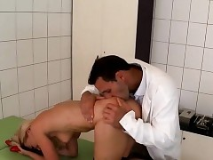 Well-endowed lovable bdsm amulet plays just about Mr Ancient