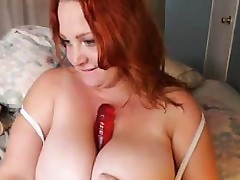 Detailed Redhead Chaffing