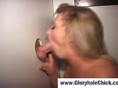 Dictatorial gloryhole ho creamed