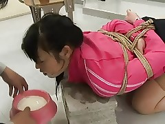 Japanese Schoolgirl Scheduled Together with Fucked relating to Amphitheatre