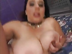 Chunky Titted BBW Tanya Gets Say no to Victorian Asshole Reamed