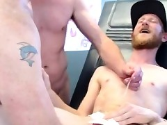 Chubby full-grown gays fists young boys porn with the addition of blithe males fisting point in time