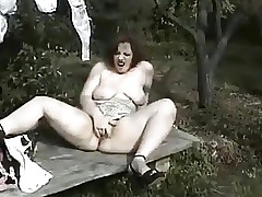 Fat Katheryn Fucked After a long time Drapery Laundry